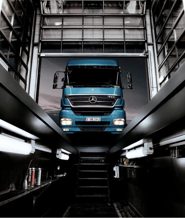 service 10 Mercedes-Benz