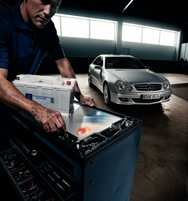 service 02 Mercedes-Benz