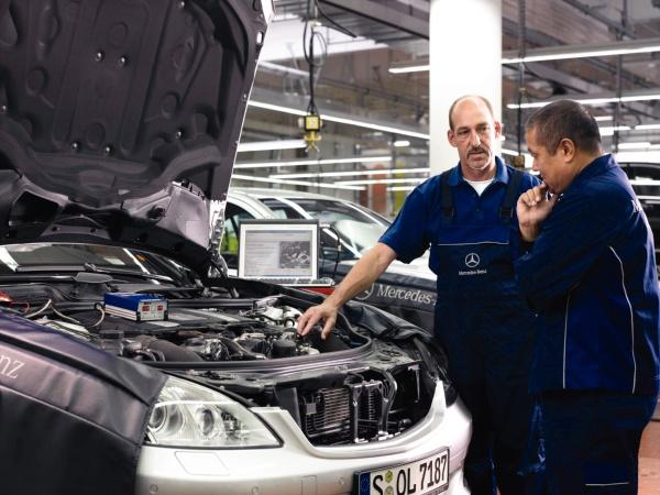 service 03 Mercedes-Benz