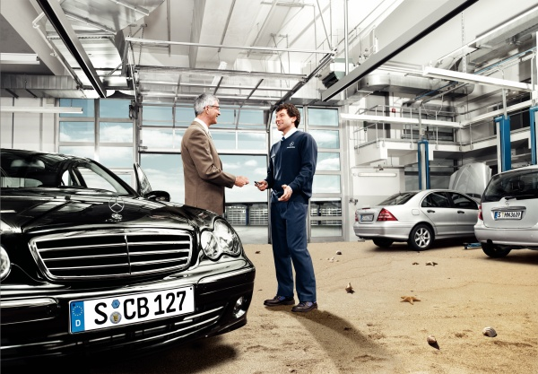service Mercedes Benz 04
