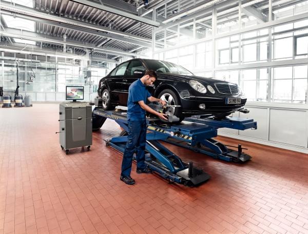 service 06 Mercedes-Benz