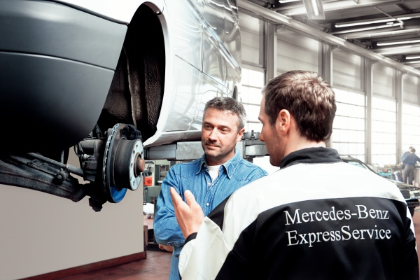 service 07 Mercedes-Benz