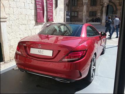 Dubrovnik Global training 2016 01 Mercedes-Benz