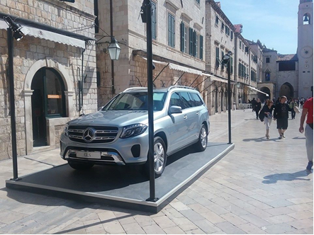 Dubrovnik Global training 2016 02 Mercedes-Benz